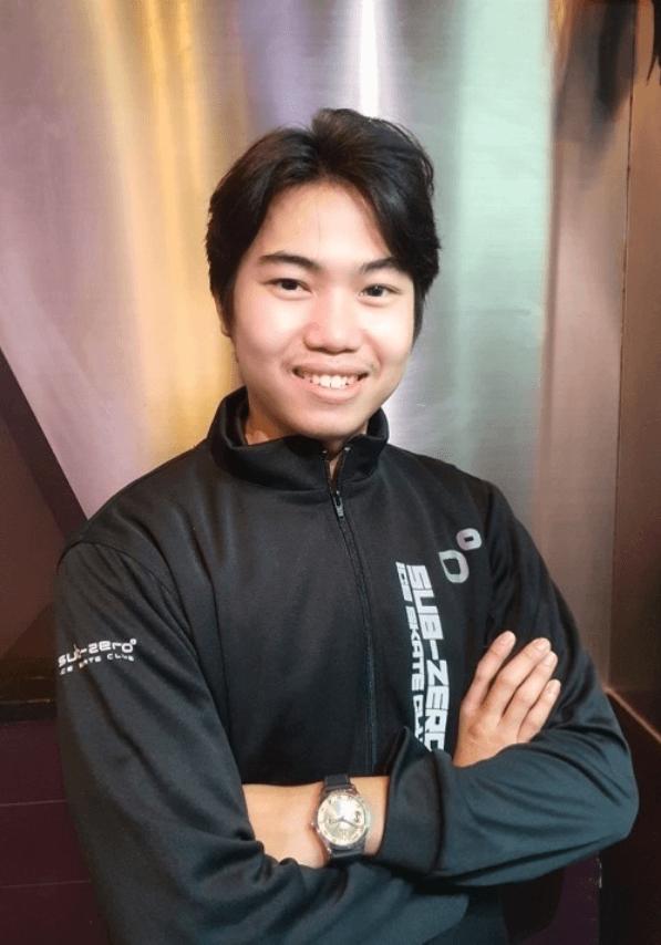 Coach Sank Teerasak Boonpok