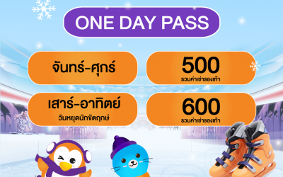 Promotion ONE DAY PASS